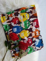 snood enfant M&Ms