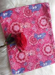 snood enfant rose bisounours