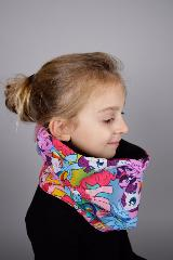 snood enfant my little pony 2