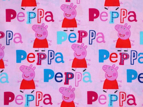 snood enfant peppa pig